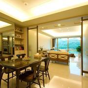 家庭室内飘窗设计
