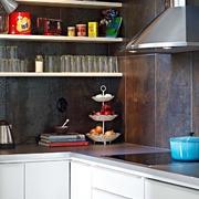 跃层厨房装修图片