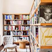 别墅书架设计欣赏