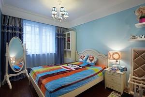 2015简欧风格大户型儿童房装修设计效果图