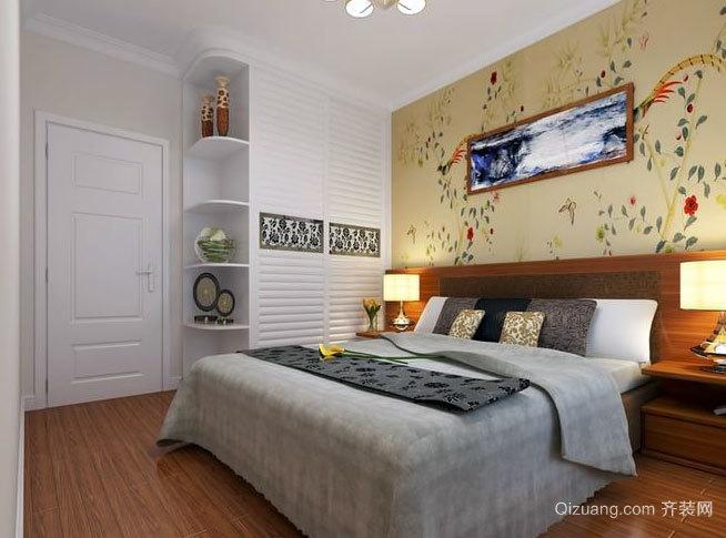 美观的简欧风格卧室吊顶造型装修效果图鉴赏