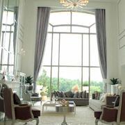 清新系列窗帘设计图片
