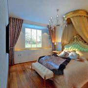 单身公寓窗帘设计图片