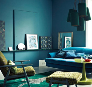 90平米简约唯美浪漫创意的客厅装修效果图