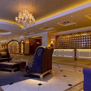 暖色调酒店设计图片