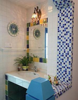 小卫生间水池装修
