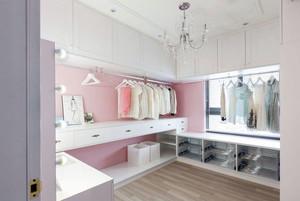 150平米三居简约营造唯美大气的公寓装修效果图