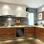 厨房木地板设计欣赏