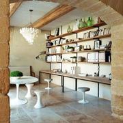 小复式楼地板砖装修