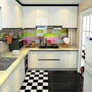 厨房柜子设计欣赏
