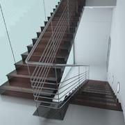 沉稳型楼梯设计大全