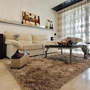 家庭室内沙发设计