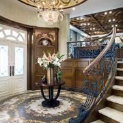 欧式风格楼梯装修大全