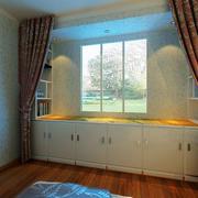 大户型窗帘设计图片