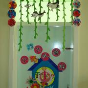 唯美色调幼儿园吊饰