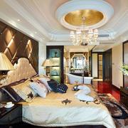 卧室吊顶装修设计