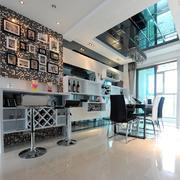 清爽系列公寓设计图片