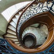 自然风格楼梯装修大全