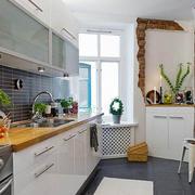 北欧厨房风格设计