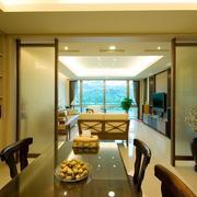 家庭室内餐厅设计