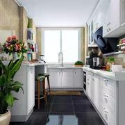 大户型厨房设计欣赏
