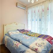 三室两厅卧室设计图片