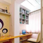书房书桌装修欣赏