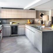 别墅厨房效果图片