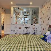 别墅背景墙设计图片