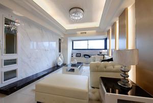 150平米轻质巴洛克风格家庭装修效果图