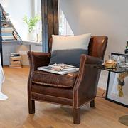 斜顶阁楼椅子设计