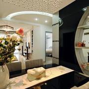 家庭室内玻璃隔断设计