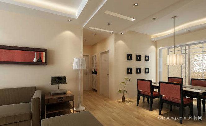很受都市女性喜欢的公寓装修效果图