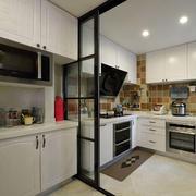 厨房移门装修大全
