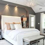 现代创意卧室装修大全