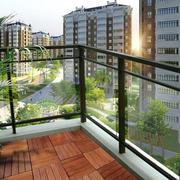 半包式阳台设计欣赏