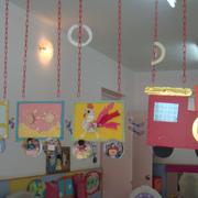 创意型幼儿园吊饰