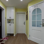两室一厅玄关装修
