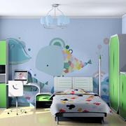 自然风格儿童房设计