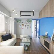 两室一厅吊顶装修图片