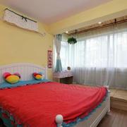 两室一厅卧室装修