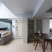 复式楼沙发效果图