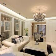 房屋客厅设计案例