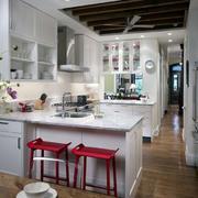 唯美风格厨房装修设计