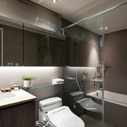 单身公寓卫生间欣赏