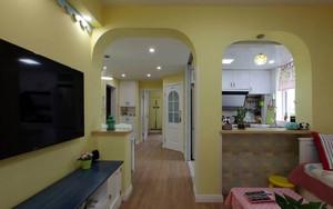 两室一厅拱门装修