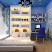 儿童房吊顶设计图片