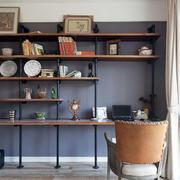 公寓木地板装修案例