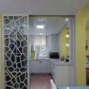 两室一厅厨房装修