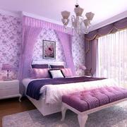 怡情系列卧室壁纸装修